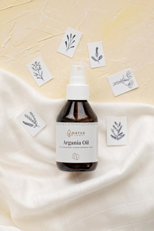 olejek arganowy